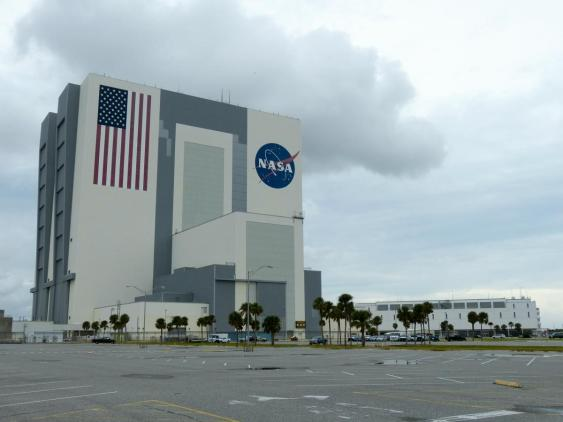 Vehicle Assembly Building im Kennedy Space Center, Cape Canaveral