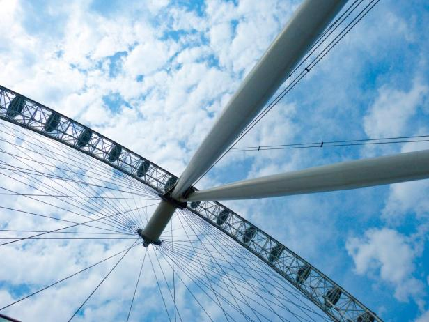 Blick hinauf zum London Eye-1200x900