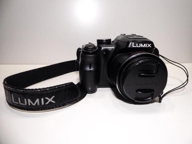 Bridgekamera Panasonic Lumix DMC FZ150-1200x900